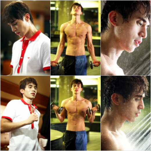 "Lee Dong Wook's Gorgeous Pictures from ""Scent of Woman"""