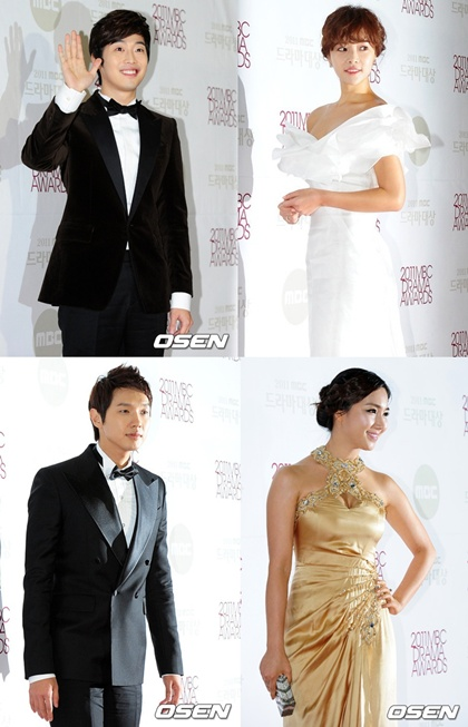 Review from 2011 MBC Drama Awards Ceremony | Korean Drama Choa