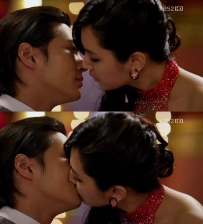 Chae Hong Joo küsste ...