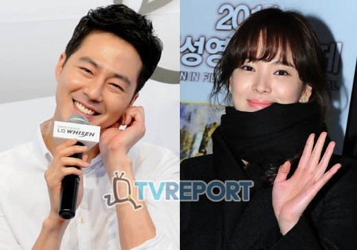 Jo In Sung ve Song Hye Kyo Ayn� Dizide:'That Winter, The Wind Blows' /// 29 Eyl�l 2012