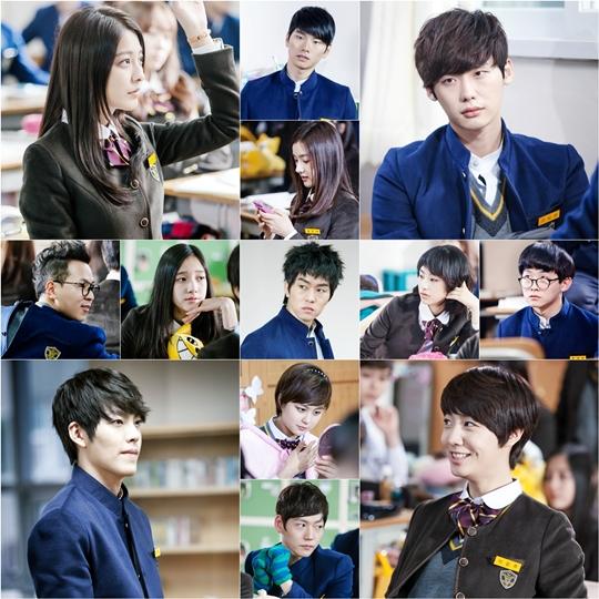 The Students From School 2013 학교 2013 Revealed Korean Drama Choa