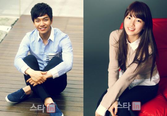 lee seung gi and suzy - photo #6