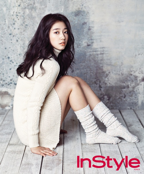 Park shin hye shows off the pureness for instyle korean drama choa